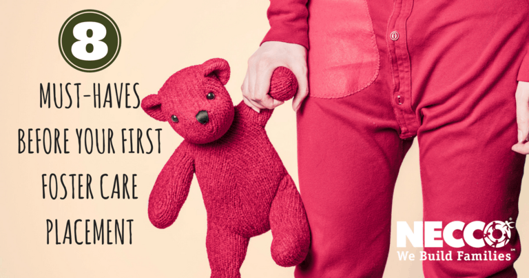 8 things to have to make your first foster child feel welcome.