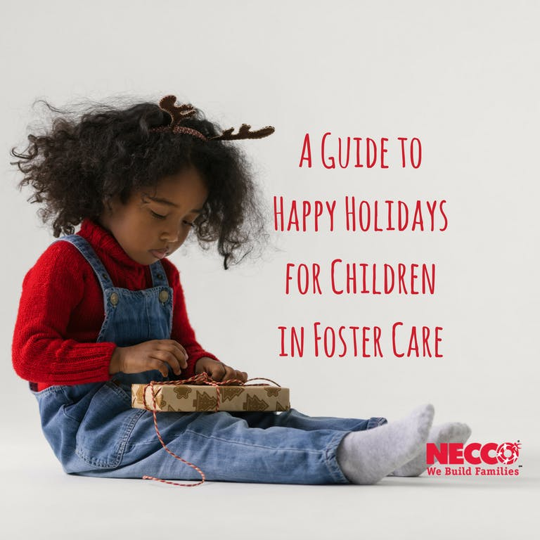 A Foster Home for the Holidays