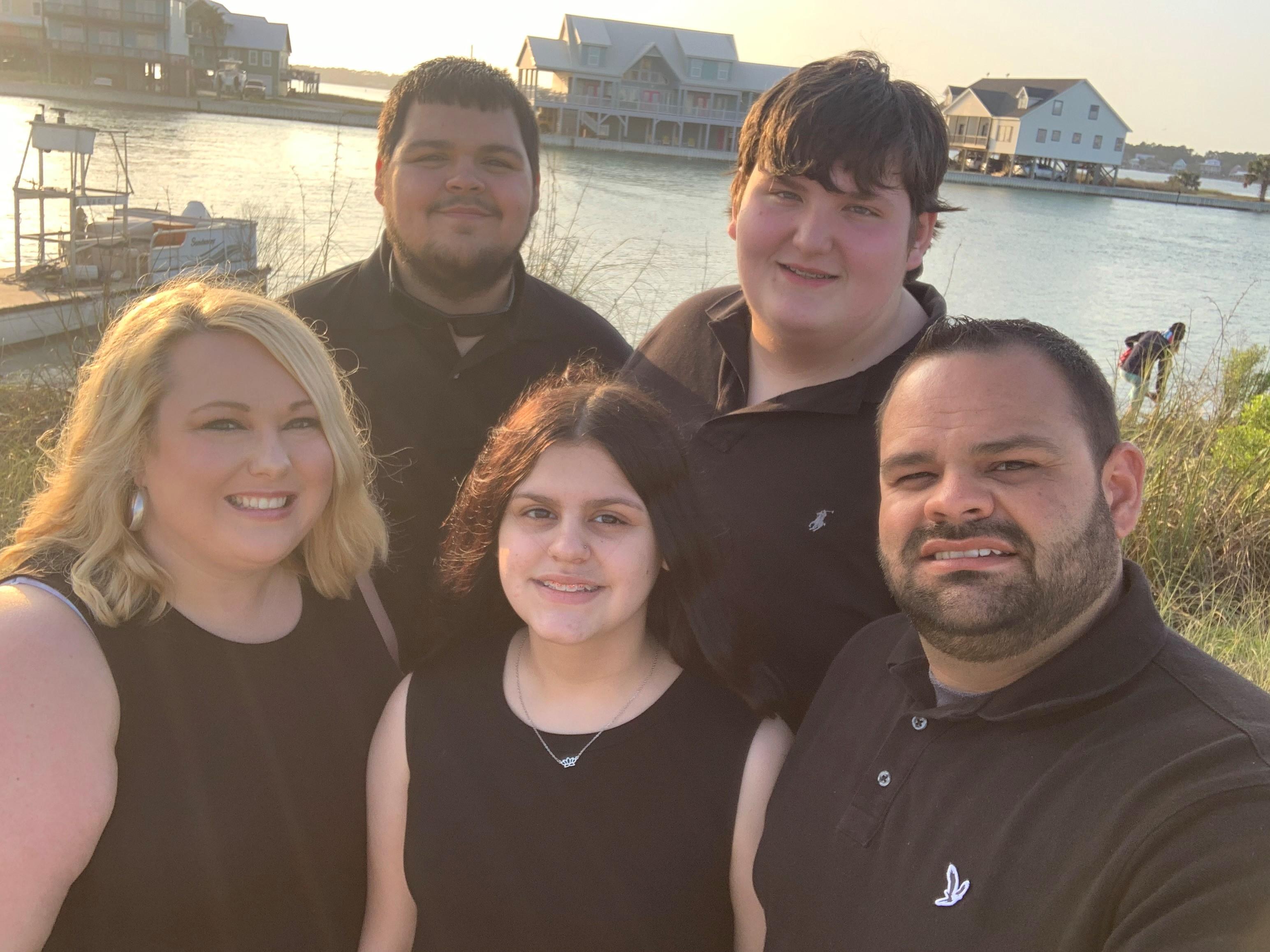 Ashley's Family